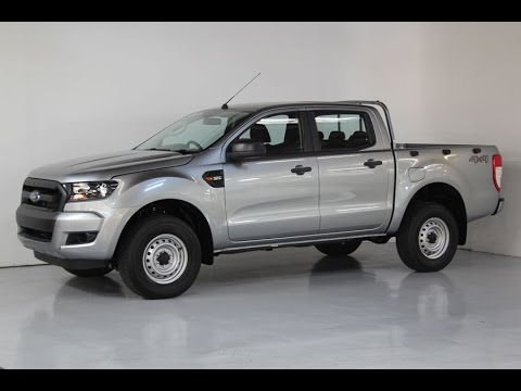 2016 ford ranger xl 4x4 auto team hutchinson ford youtube. Black Bedroom Furniture Sets. Home Design Ideas