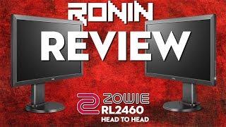 bENQ Zowie RL2460 eSports Monitor// Ronin Review