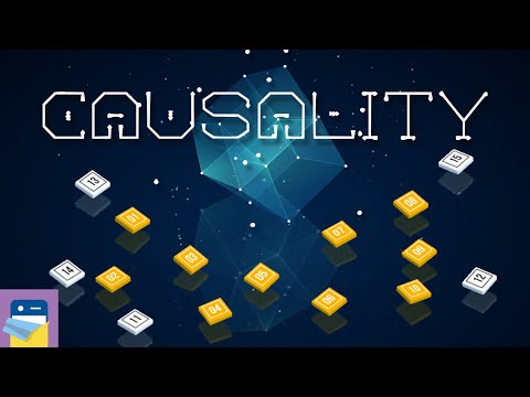 Causality: World 4, Levels 401 - 415 Walkthrough & iOS iPad Gameplay (by Loju Games)