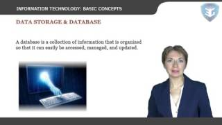 Information Technology Basic Concepts
