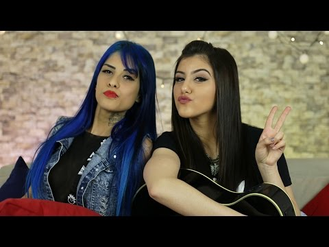 Sofia Oliveira part. Tati Zaqui - Kill 'Em With Kindness (cover Selena Gomez)