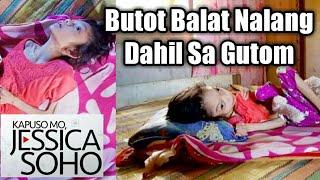 Kapuso Mo Jessica Soho I Dahil sa Gutom Naging Butut Balat nalang I March 8, 2020 - teaser