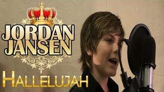 Hallelujah - Leonard Cohen/Jeff Buckley - 11 year old Jordan Jansen