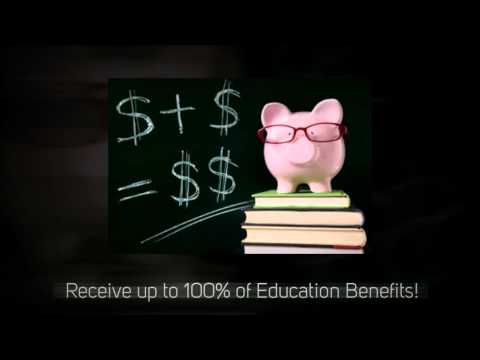 Veterans Education Benefits Youtube video