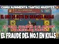 EL FRAUDE DEL NO.1 EN KILLS EN LORDS MOBILE - EL USO DE BOTS EN GRANDES MASAS - POLEMICA DE TRAMPOSO