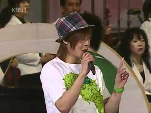 a song Calling for You - SS501 live