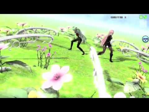 [PDA-FT] (Compilation) Miku Hatsune & Luka Megurine-Worlds end Dancehall