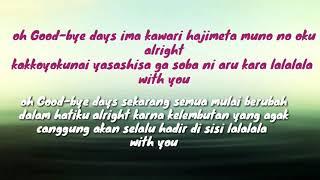 Download Lagu lirik dan terjemahan indo-YUI-goodbye days mp3