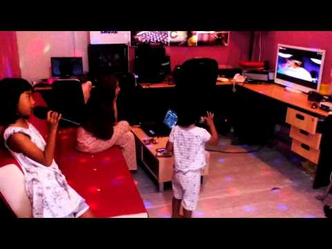 Cia dan Feli Karaoke (Arfela Karaoke)
