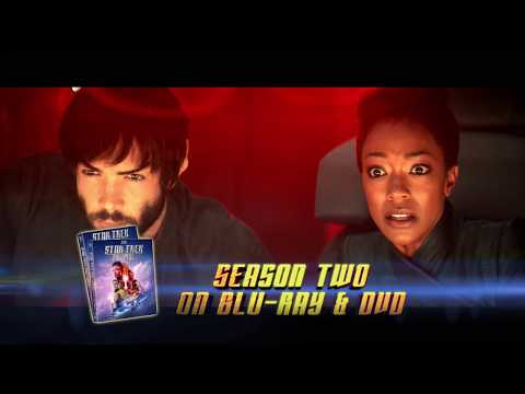 Star Trek: Discovery: Season Two On Blu-Ray And DVD