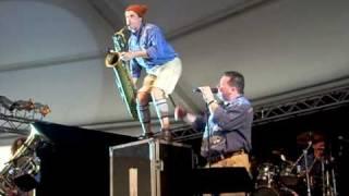 BLechblosn * Blechblos´n  -  Saxophon  mit  Zirkus - in Planegg