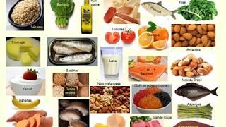 Meilleurs Aliments de Défense Contre Ostéoporose