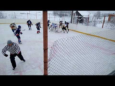 Видео База отдыха Терем хоккей в Калмыково
