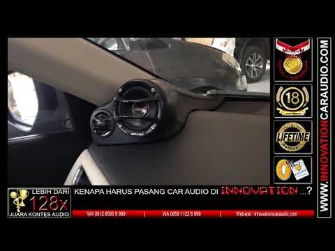Paket audio mobil Honda Hrv | 1 hari pengerjaan | Innovation car audio Jakarta