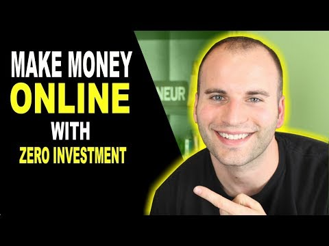 HOW TO MAKE MONEY ONLINE WITHOUT PAYING ANYTHING - $0 Investment