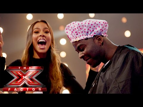 Battle of the X's: Egg Challenge | The Xtra Factor 2015