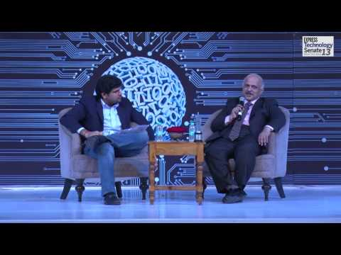 Jyotindra Thacker of Reliance Jio In Conversation With Anant Goenka