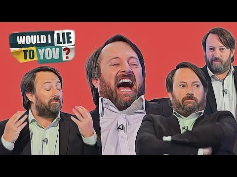 Series 11 David Mitchell Highlights  Would I Lie to You? HD