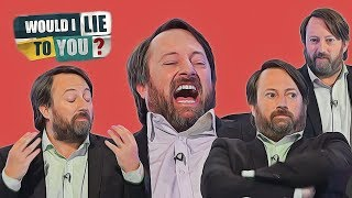 Series 11 David Mitchell Highlights - Would I Lie to You?