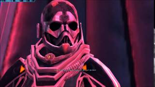 SWTOR Sith Inquisitor ENDING DARK SIDE