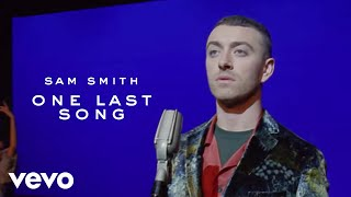 Sam Smith One Last Song Official Audio