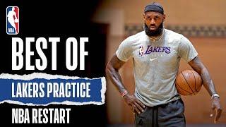 Best Of <b>Lakers</b> Practice | NBA Restart