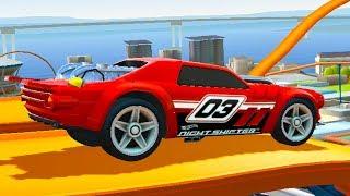 МАШИНКИ ХОТ ВИЛС #7 мультик игра для детей про гонки и круты тачки - Hot Wheels Race Off #МК