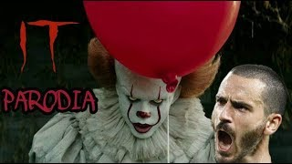 "IT (PARODIA) - ""LO VUOI IL CARTELLINO?"""