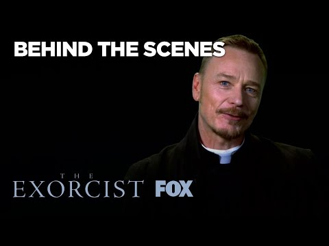 Ben Daniels Talks About His Character Father Marcus  Season 1  THE EXORCIST