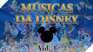 vuclip ♫ Coletânea de Músicas da Disney [PT-BR] Vol. 1 ♫