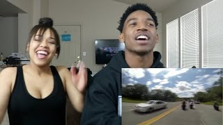 TWERKING WITH DOMI V !!!Motorcycle Stunters VS. Cops Compilation - FNF-Reaction