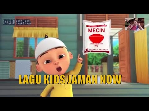 Kids Jaman Now Parodi Konco Mesra Upin Ipin