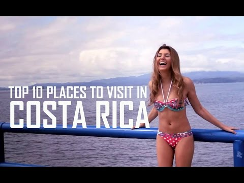 Top 10 Places To Visit in Costa Rica | Costa Rica Vacation - The Best of Costa Rica Travel HD