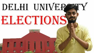 Delhi University ELECTIONS explained by Tal Entertainer | part 1