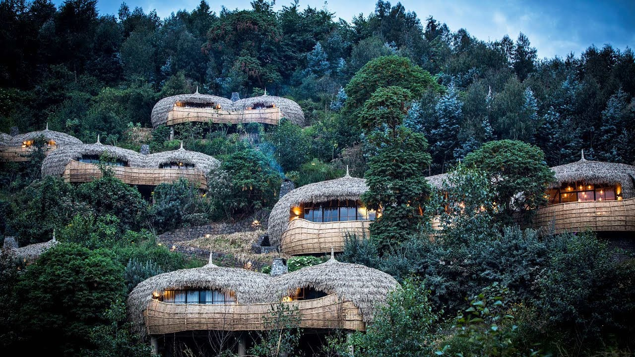 Bisate Lodge Rwanda Spectacular Hotel Near The Gorillas
