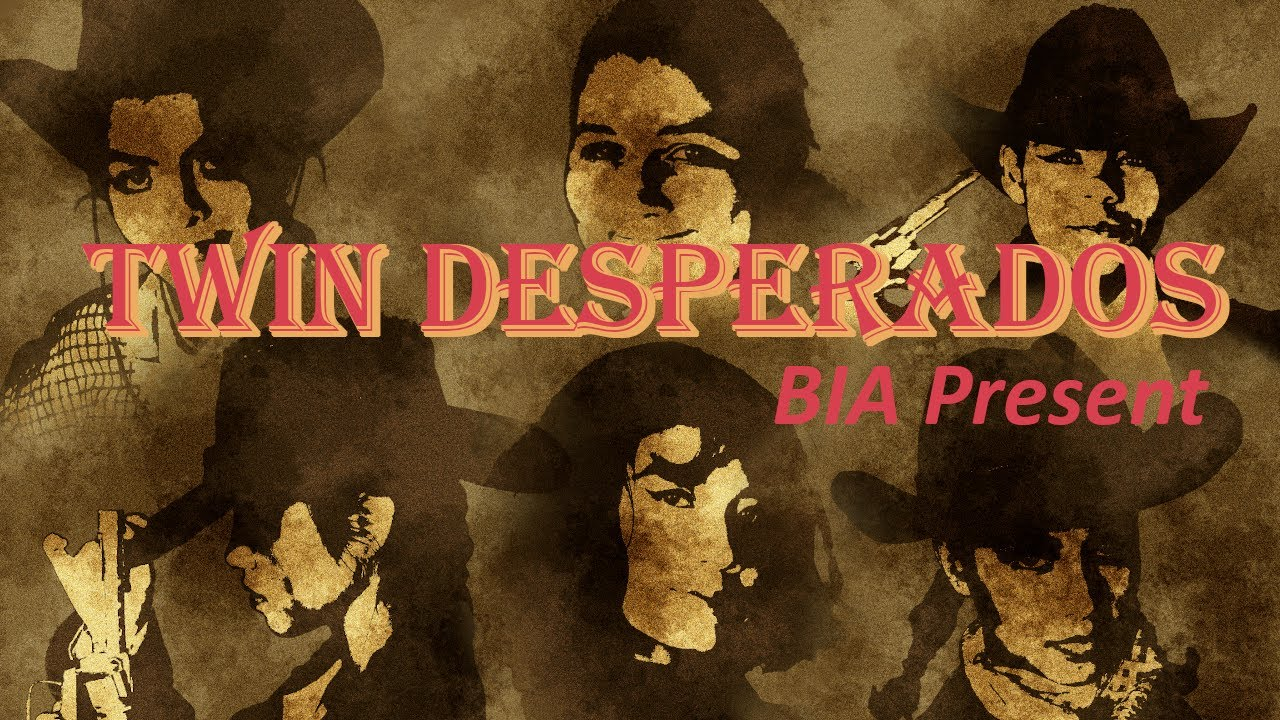 2020 Bia Drama Twin Desperados Trailer Youtube