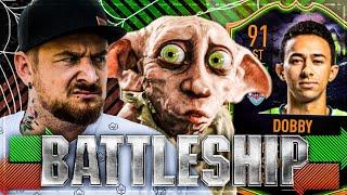 Das NEUE BATTLESHIP WAGER 😱 Dobby Edition VS Nohandgaming 🔥 FIFA 20