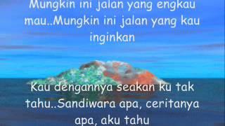 Sandiwara Cinta - Repvblik (Lyric)
