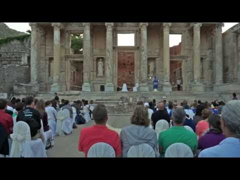 INTRODUCTION FILM OF EPHESUS MEETING 2015