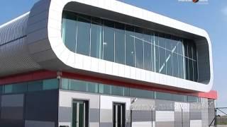 Angola Magazine - Moxico - Aeroporto do Luena