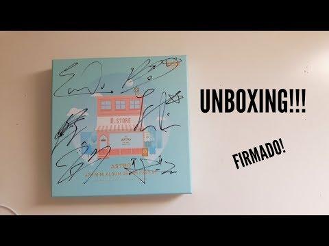 Download lagu gratis Unboxing: ASTRO - Dream Pt.01 (Day ver.) Album FIRMADO!! Mp3