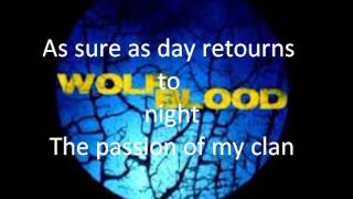 Wolfblood theme song with lyrics