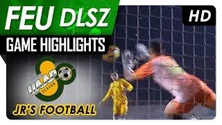 UAAP 80 Jr's Football Finals: FEU vs. DLSZ  | Game Highlights | February 8, 2018