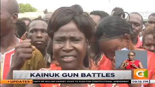 Tension high along Pokot-Turkana border