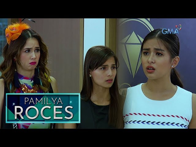 Pamilya Roces: Jade starts the fight with Pearl | Episode 29