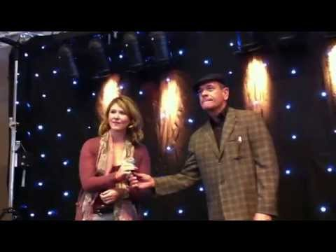 Jewel Staite & Robert Picardo @ FACTS 2010 Sunday