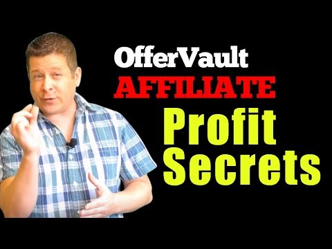 CPA Affiliate Offers, Offervault And Affiliate Programs That Pay BIGTIME