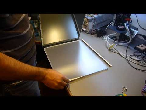Playing with junk 14 - The difference between LED and LCD screens