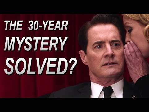 Twin Peaks ACTUALLY EXPLAINED (No, Really)