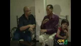INTERVIEWING AZAM KHAN (DESH TV) From Kabir Suman Online